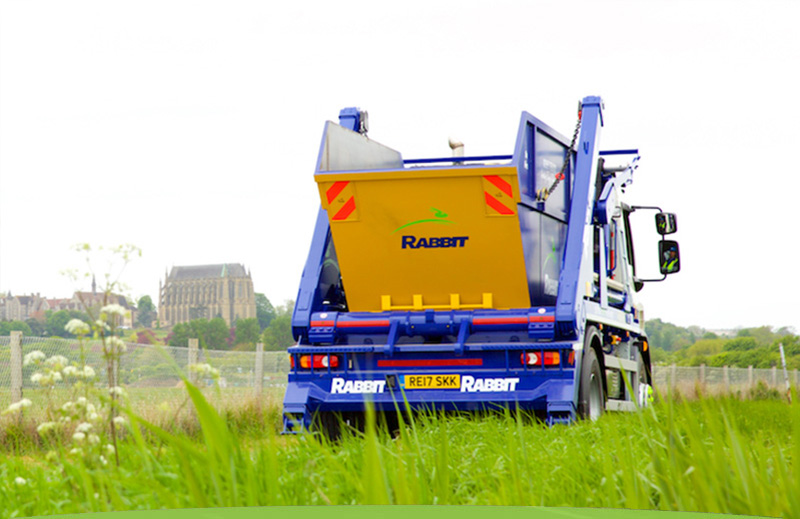 Skip Hire Energy Recovery Facility In Lancing