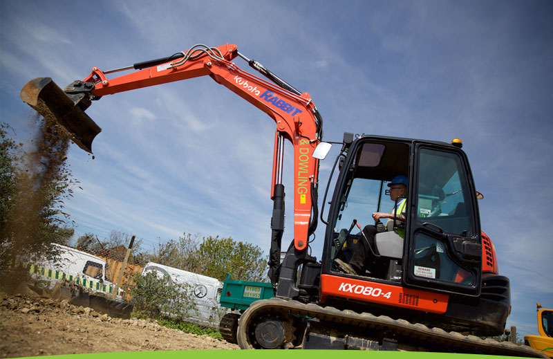 Plant Hire Company In Sussex