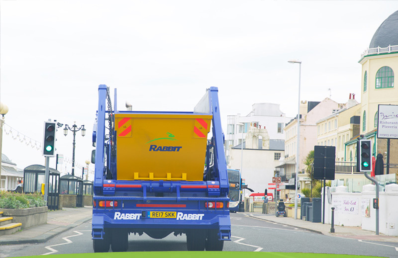 Skip Hire Sizes In Sussex